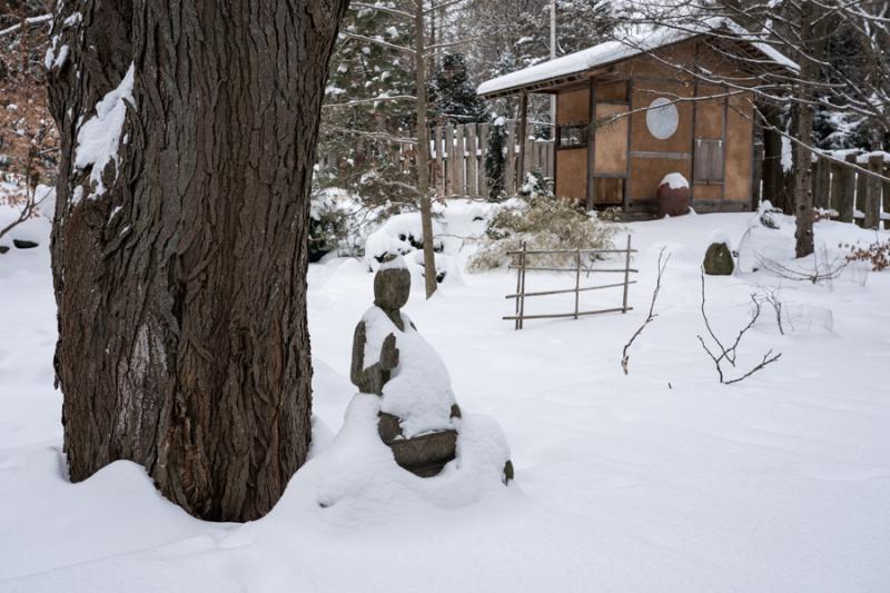 Egungun and Snow-17