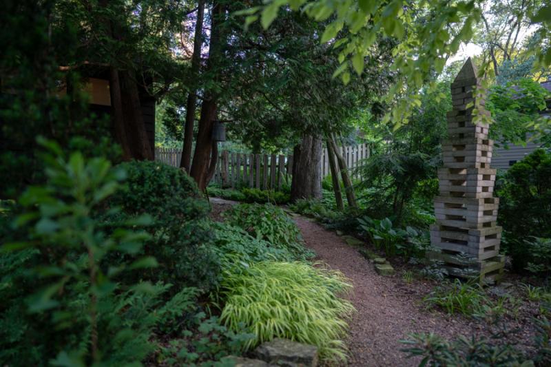 Evening in Garden-3