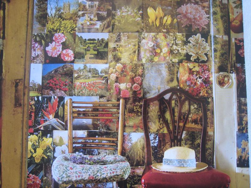 Valeries Finnis photo wall